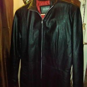 Leather Jacket sz Large (Wilson's)